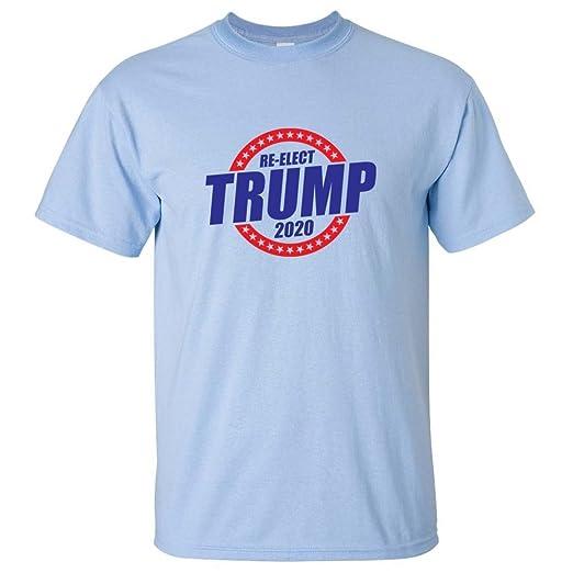 89ee3a823 Amazon.com: Re-Elect Donald Trump 2020 Funny Mens T-Shirt: Clothing