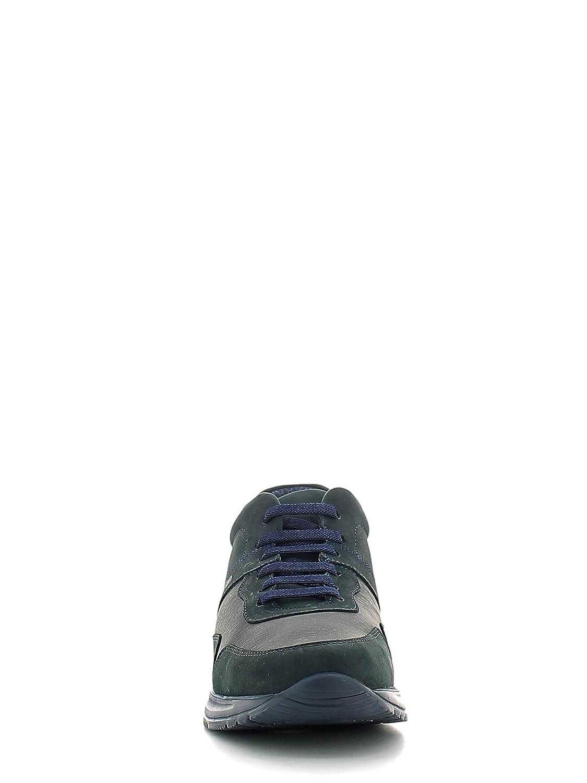 CALLAGHAN uomo sneakers alta 91302 BLU