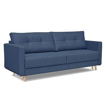 Scandi France Tissu 3places Scandinave Canapé Furniture R rWEexBCoQd