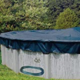 24' Round Above Ground Swimming Pool Polar Deluxe Winter Cover 10 Year Warranty