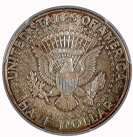 1965 SMS Kennedy 40/% Silver Gem Brilliant Uncirculated Half Dollar