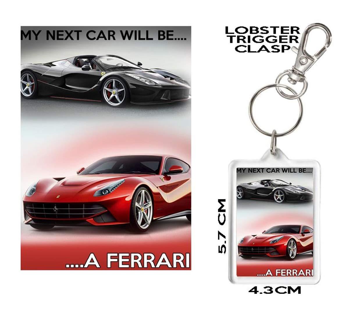 Ferrari llavero, mi próximo coche será un Ferrari. Excelente ...