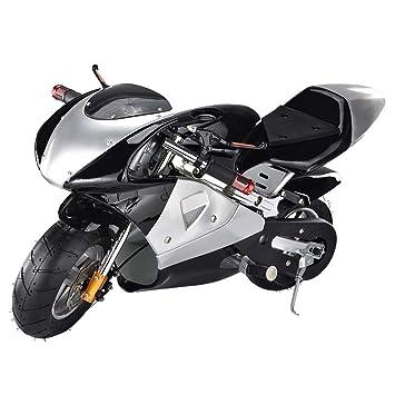 Amazon.com: CHO - Moto eléctrico en miniatura para niños de ...