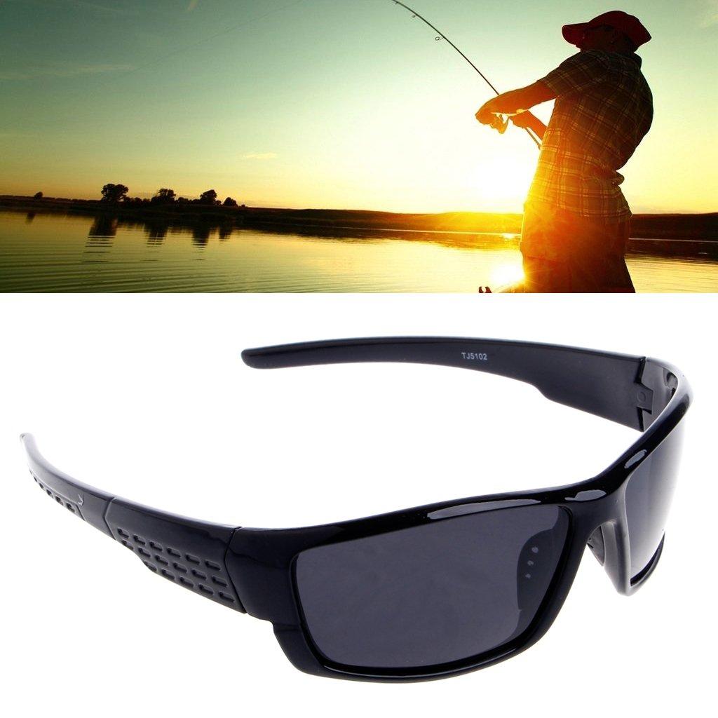 8a3e614b70f Amazon.com  ULKEME Mens Portable Sports Outdoor Polarized Sunglasses  Driving Cycling Goggles Fishing Eyewear  Musical Instruments