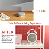 Google Home Mini Stand Holder, Retro Alarm Clock