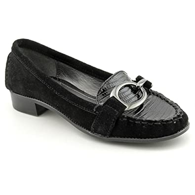0ccaa81a045 Image Unavailable. Image not available for. Color  Alfani Women s Brecon  Round Toe Flats ...