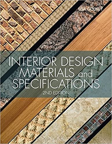 Interior Design Materials and Specifications, 2nd Edition: Lisa Godsey:  8601400006603: Amazon.com: Books