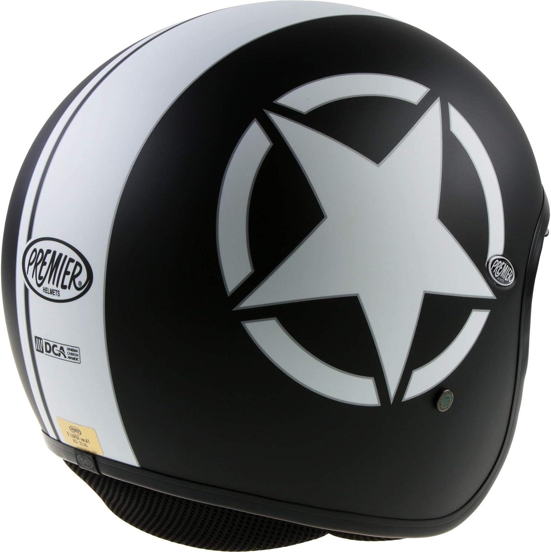 Premier CASCO VINTAGE EVO STAR 9 NEGRO,XS