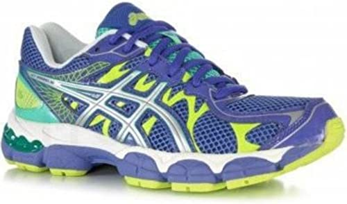 Asics Gel-Nimbus 16 GS Junior Zapatillas para Correr - 37: Amazon.es: Zapatos y complementos