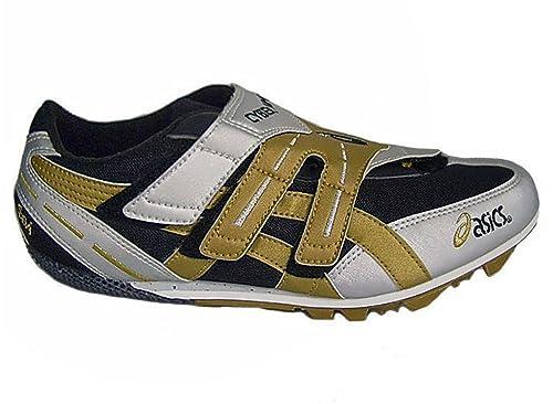 Asics - Zapatillas de Atletismo de Material Sintético para Hombre: Amazon.es: Zapatos y complementos