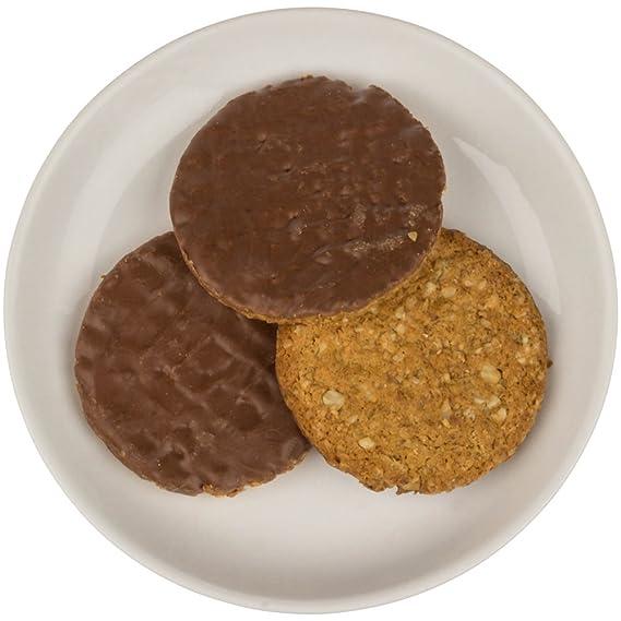 McVities HobNobs Oat Biscuits Chocolate con leche 300 g: Amazon.es: Alimentación y bebidas