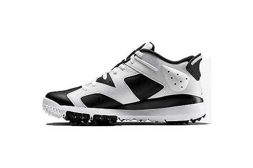 uk availability d2c1d faa82 Nike Air Jordan 6 VI Retro Low Oreo Golf Shoes Men's 8 ...