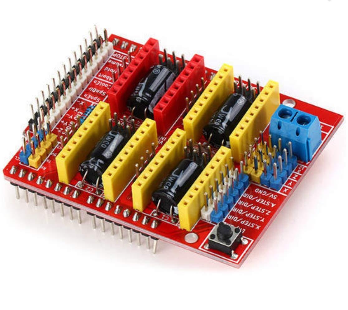 Modulo CNC Shield V3 placa Arduino grabado máquina impresora 3D ...