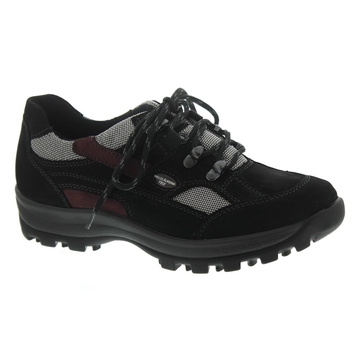 Waldläufer Damen Sportschuhe 3XDENVER TORRIX 471240494 867 schwarz 524625  | Viele Stile