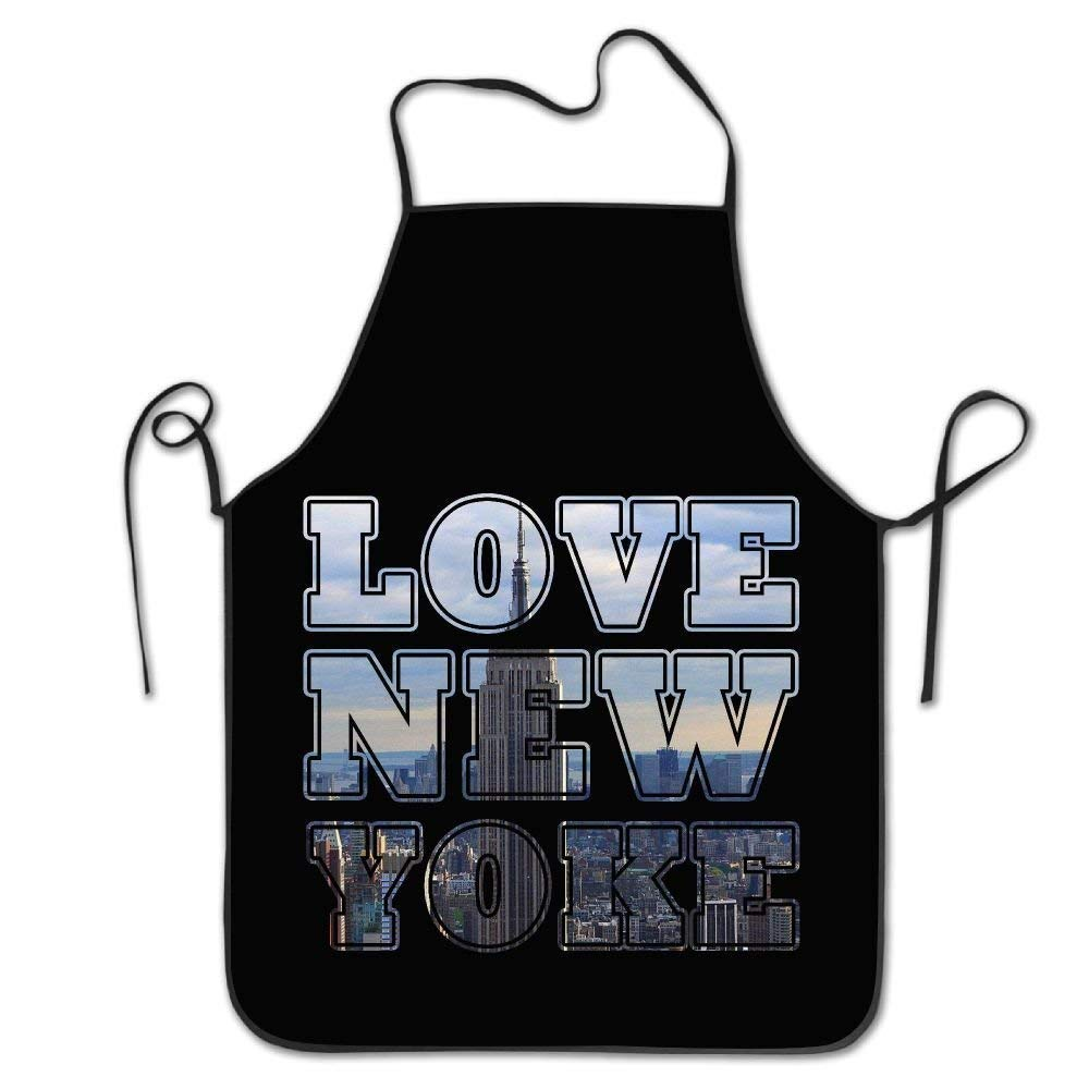 Wnocdmv Apron Funny Cartoon Shepherd Dog Adjustable Kitchen Chef Apron with Pocket And Extra Long Ties,Commercial Men /& Women Bib Apron for Cooking,Baking,Crafting,Gardening BBQ