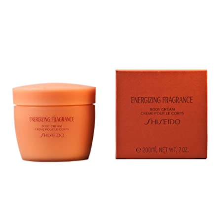 Shiseido Energizing Fragrance Body Cream, 6.7 Ounce