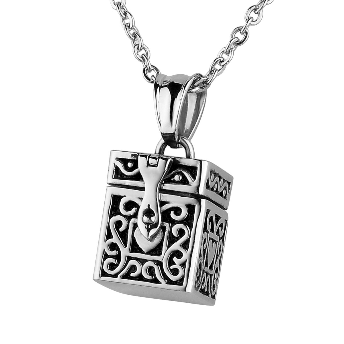 prayer box jewelry pendant god box charms