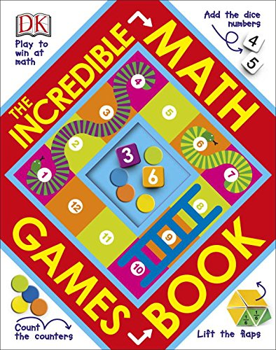 Price comparison product image The Incredible Math Games Book