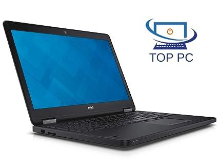 """Dell Laptop Latitude E5550 15.6"""" i7 5600U 16GB RAM 256GB SSD ..."""