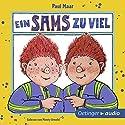 Ein Sams zu viel Hörbuch von Paul Maar Gesprochen von: Monty Arnold