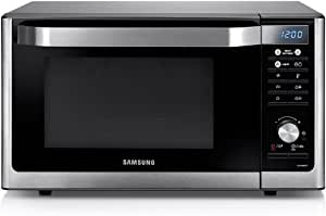 Samsung MC32F606TCT - Microondas Horno (230V, 50 Hz, 37.3 cm, 23.3 ...