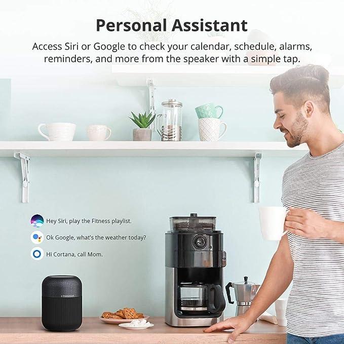 Altavoz Bluetooth NFC 60w Altavoz Bluetooth Negro, con Google Assistant TWS 360 Stereo Home Theater Columna de Sonido: Amazon.es: Electrónica