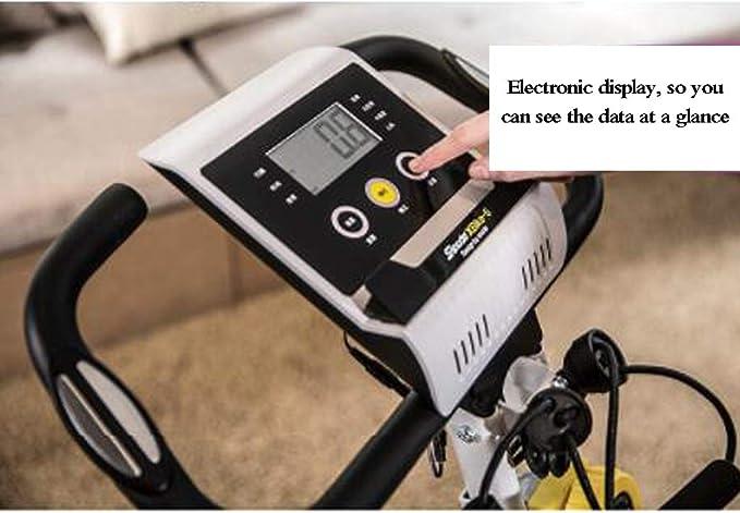 Bicicleta de ejercicios Bicicleta Giratoria Hogar Mini Bicicleta ...