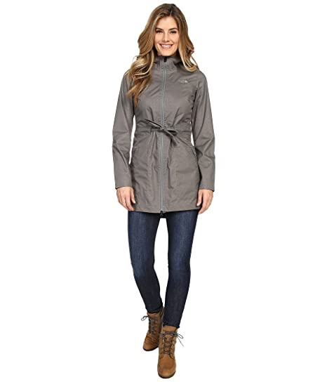 a444ab7bf Amazon.com: The North Face Women's Teralinda Trench: Clothing