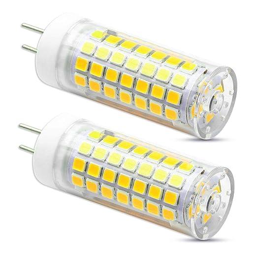 Amazon.com: VWV GY6.35 - Bombilla LED (7 W, 750 lúmenes, CA ...