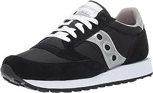 competitive price 7584a e3b65 Amazon.com | Saucony Originals Men's Jazz Sneaker, Navy ...
