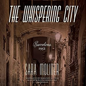 The Whispering City Audiobook