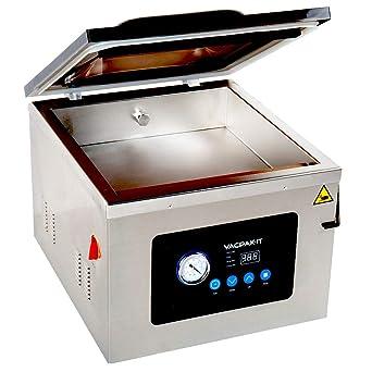 Amazon.com: VacPak-It VMC16 - Máquina de embalaje al vacío ...