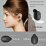 Bluetooth Earbud, GRDE Wireless Bluetooth Earpiece