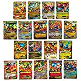 Pokemon Mega Ex Cards Proxy Cards for Game Card Playing Set of 18 Cards No Repeat by Proxy Card Pokemon Mega EX