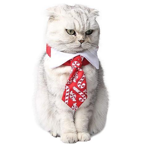 ZuckerTi Schick Perro Gato Mascotas Pet Corbata Collar Lazo ...