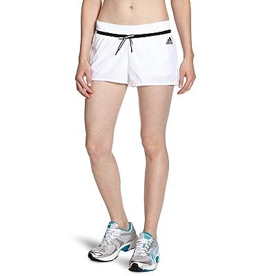 adidas Women's Tennis Short - White/Black