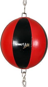 TurnerMAX – Calidad Comba Pelota de Boxeo con fijación Doble ...