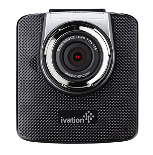 Previous · / Next  sc 1 st  Spy Mart & Ivation Dash Cam HD 1296p Video GPS u0026 Audio Recorder Wide Angle ...