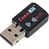 CanaKit Raspberry Pi WiFi Wireless Adapter / Dongle (802.11 n/g/b 150 Mbps)