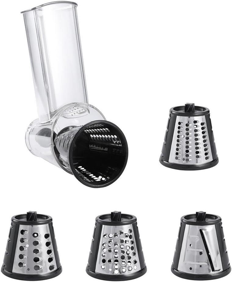 OUTAD - Accesorio de cortadora trituradora Para Robot de cocina OUTAD 612, Acero inoxidable: Amazon.es: Hogar