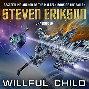 Willful Child Audiobook
