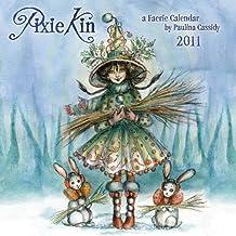 Pixie Kin 2011 Wall Calendar