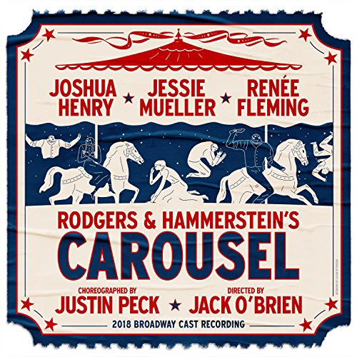 Rodgers & Hammerstein's Carousel Broadway Cast Recording Cd