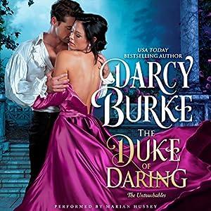 The Duke of Daring Audiobook