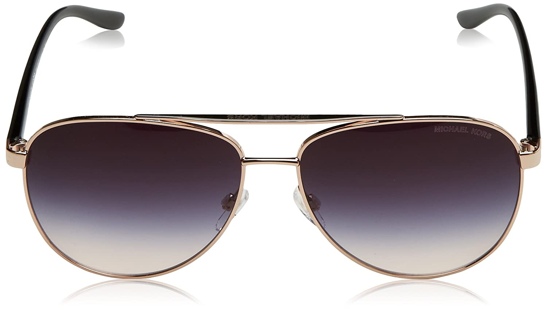 34e306a93fe Michael Kors MK5007 109936 Rose Gold MK5007 Pilot Sunglasses Lens Category  3 Si