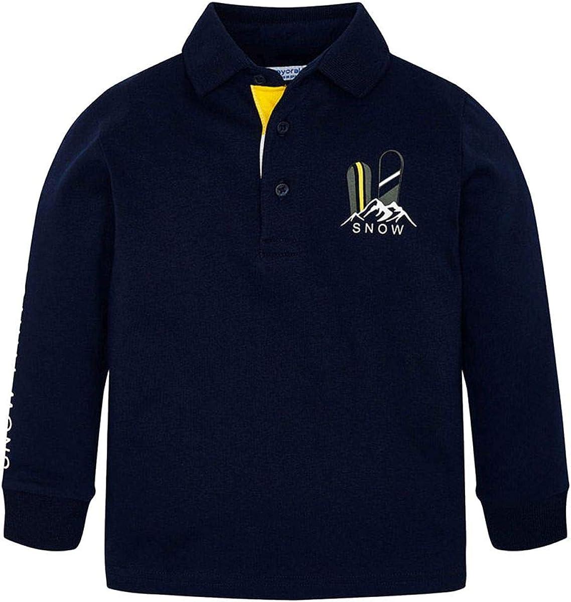 Mayoral Kinder Sportliches Poloshirt