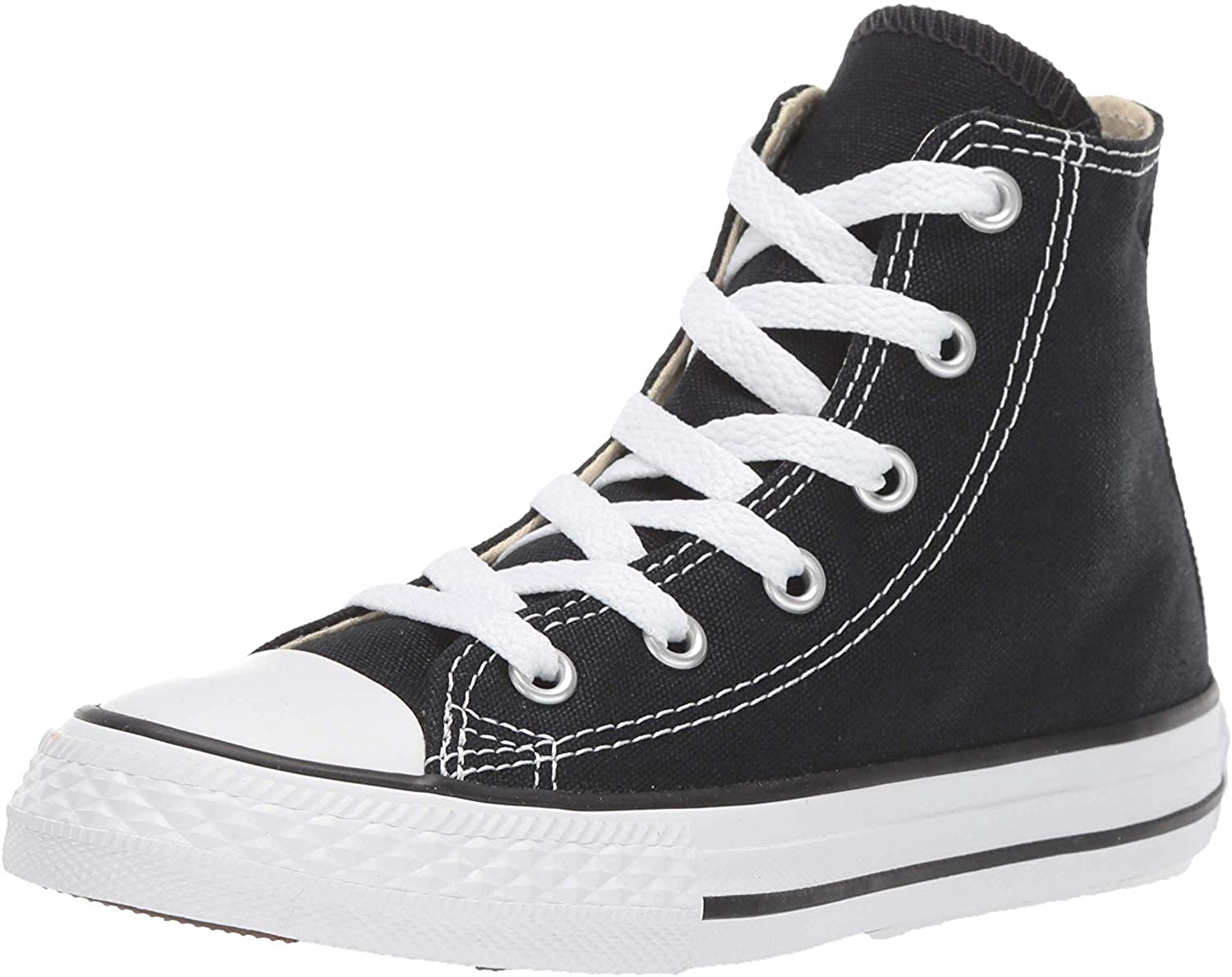 Converse Kids Chuck Taylor All Star Canvas High Top Sneaker