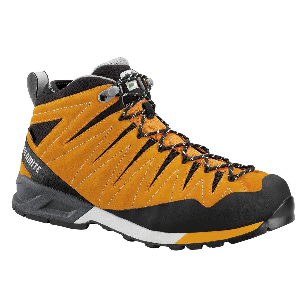 Dolomite Crodarossa schwarz Mid GTX - Bright orange schwarz Crodarossa 8fc171