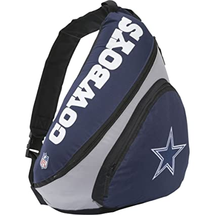 Amazon.com   NFL Dallas Cowboys Sling Backpack fae2052821312