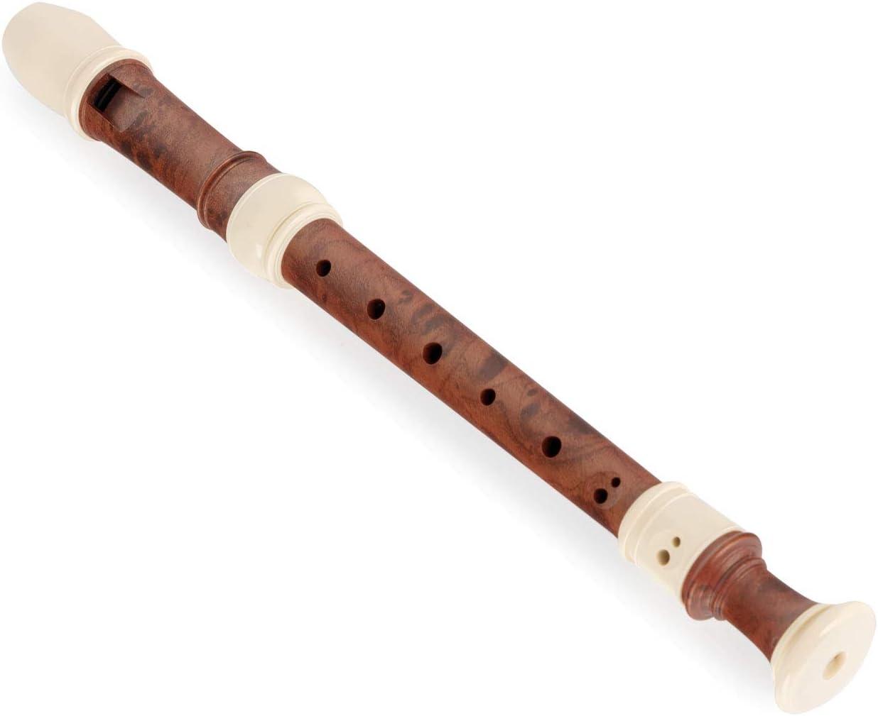 Classic Cantabile F100B-BN C Soprano Baroque Flute
